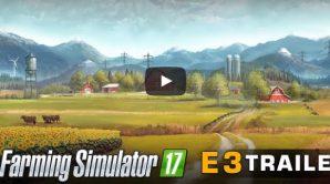 Трейлер игрыFarming Simulator 2017