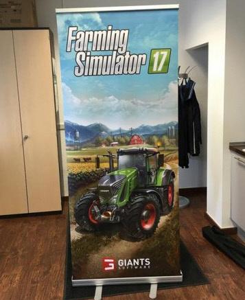 Farming Simulator 2017 на FarmCon
