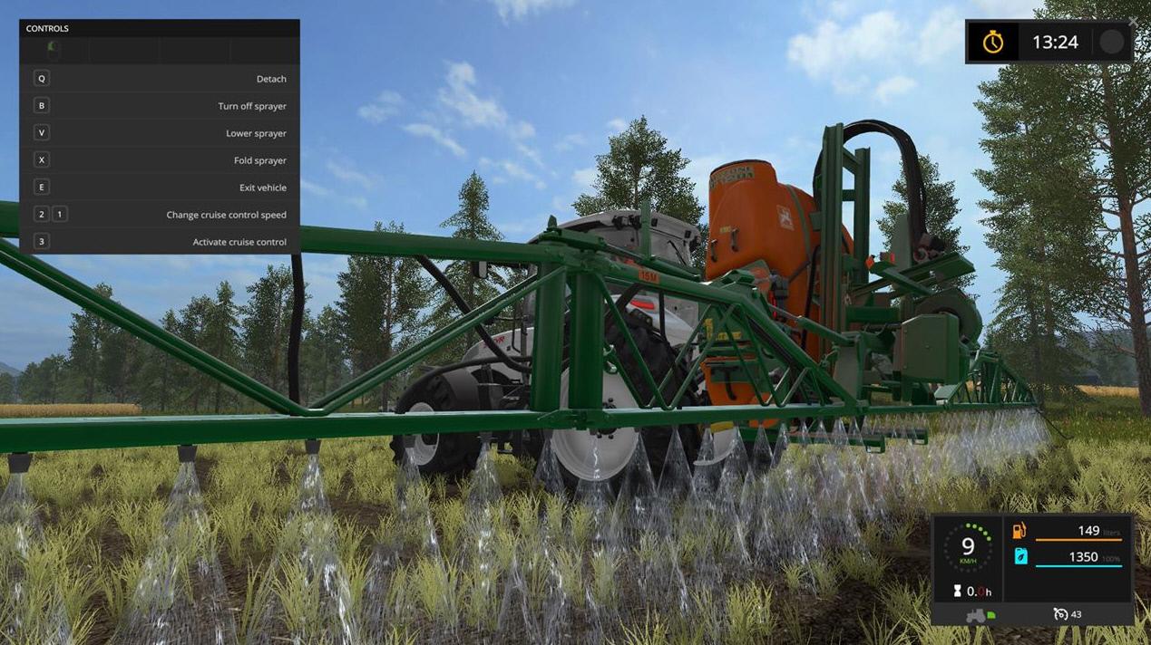 В игре Farming Simulator 2017 появляться миссии