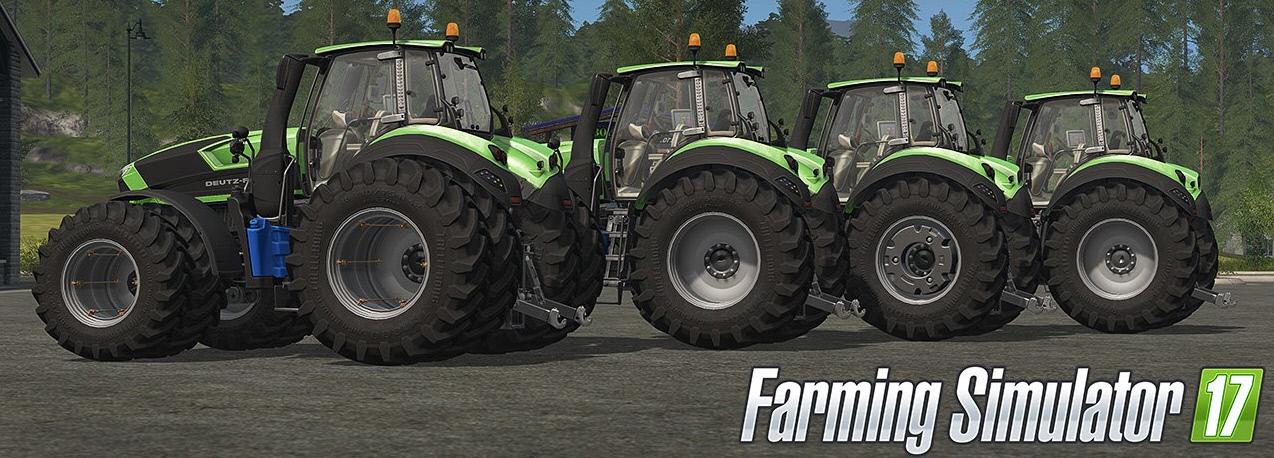 Выбор характеристик техники в Farming Simulator 2017 перед покупкой