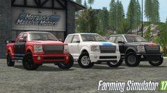 Тюнинг автомобилей в Farming Simulator 2017