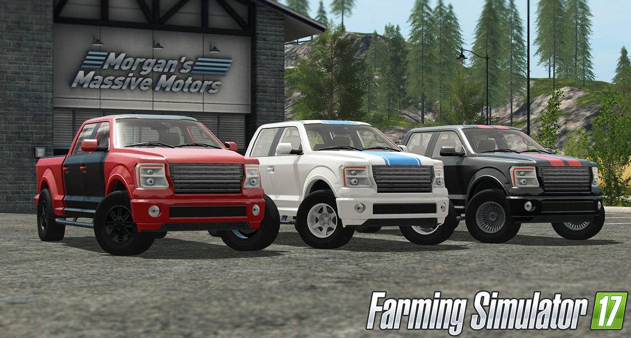 Тюнинг автомобилей в Farming Simulator 2017