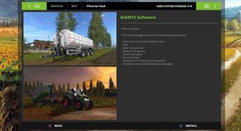 Управление модами в Farming Simulator 2017