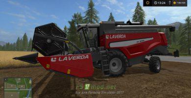 Laverda M300 для Farming Simulator 2017