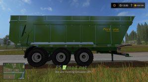 Мод Fortuna FTM300 для Farming Simulator 2017