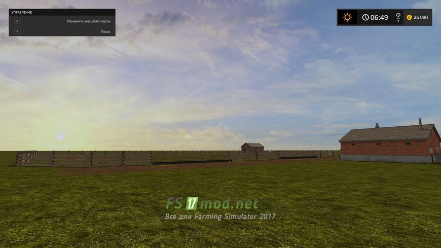 Как сделать карту для farming simulator 2017 821