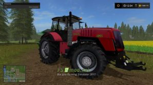 Farming Simulator 2017: мод BELARUS-4522
