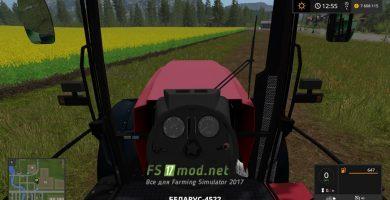 Скриншот мода трактора BELARUS