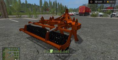 Мод глубокорыхлителя для Farming Simulator 2017