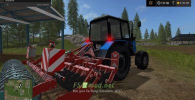 Мод трактора МТЗ-1021
