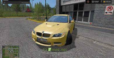 Мод BMW M3 E92