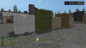 Мод Buy Bales для Farming Simulator 2017