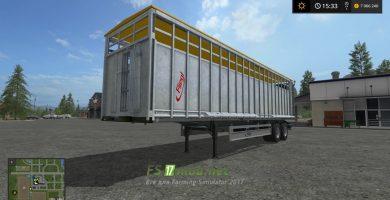 Мод грузовика для покупки животных в Фермер Симулятор 2017