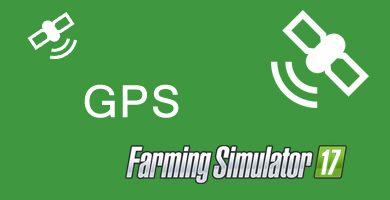 GPS для Farming Simulator 2017