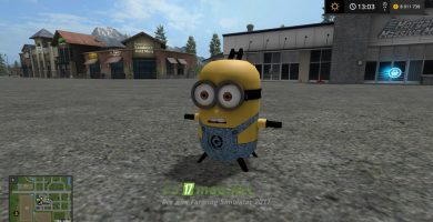 Minion Weight mods FS 2017