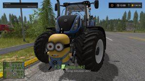 Противовес Minion Weight для Farming Simulator 2017