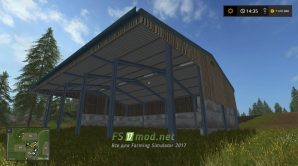 Мод Vehicle Shelter для FS 2017