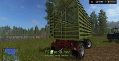 HW80 CONOW для Farming Simulator 2017