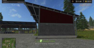 Мод «Storage / Shelter» для FS 2017