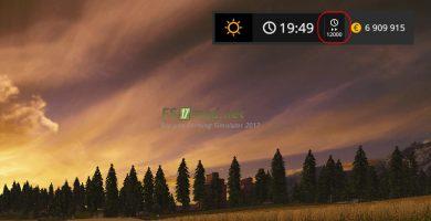 Мод Time Fast Forward для Farming Simulator 2017