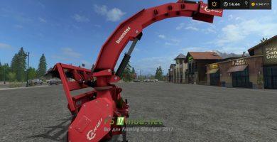 Мод AHWI H600 для Farming Simulator 2017