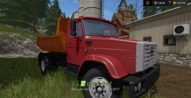 ЗиЛ ММЗ-45085 модификация для FS 2017