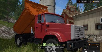 ZIL MMZ-45085 mods FS 2017