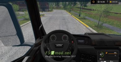 Грузовик MAN TGS 18.440 Tipper для FS 2017
