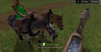 Лошади для Farming Simulator 2017