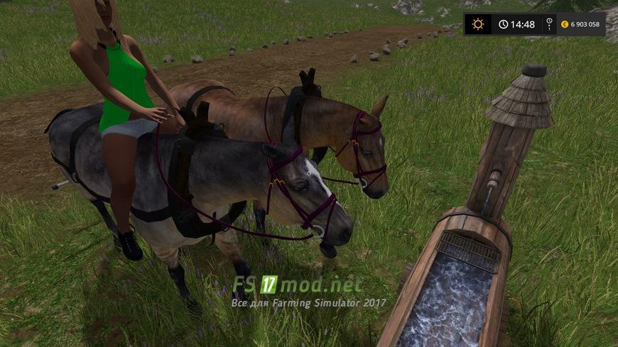 Игры про лошадей симулятор