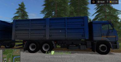 KAMAZ 65221 mods