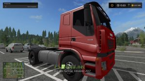 Iveco Stralis Lowcab