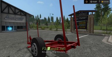 Ceza Wood Trailer mods