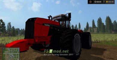 Versatile 535 mods FS 2017