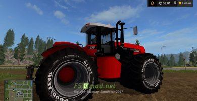 Versatile 535 для Farming Simulator 2017