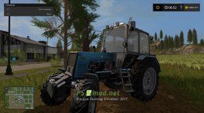 Мод МТЗ-1025 для Фермер Симулятор 2017