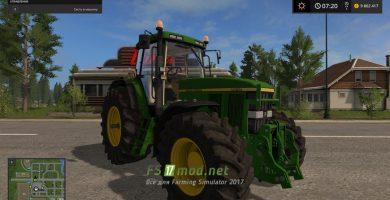 Трактор John Deere 7810 для FS 2017