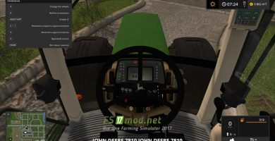 John Deere 7810 mods