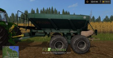 РУ-7000 мод для Фермер Симулятор 2017