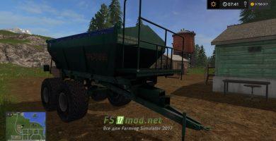 Мод распределителя удобрений в Farming Simulator 2017