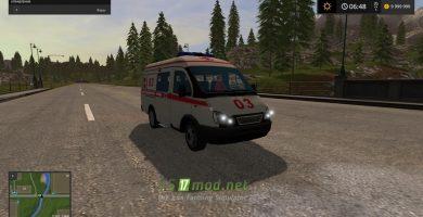 russian traffic mods FS 2017
