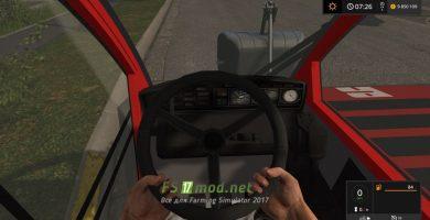Reform Metrac G5X для Farming Simulator 2017