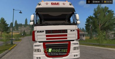 DAF XF IT RUNNER