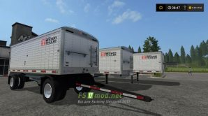 WILSON PACESETTER для Farming Simulator 2017