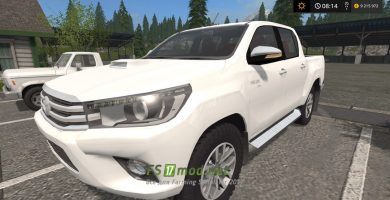 Мод Toyota Hilux
