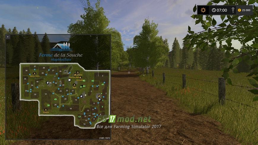 Как сделать карту в farming simulator 2017 15