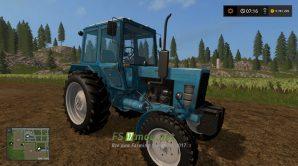 Лучший мод трактора МТЗ-80