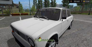 ВАЗ 2101 (Копейка) для Farming Simulator 2017