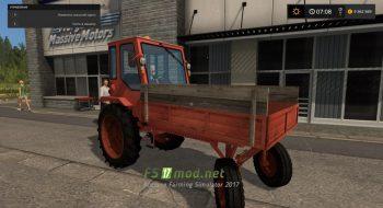 Т-16М для Фермер Симулятор 2017