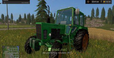 МТЗ-82 для Farming Simulator 2017